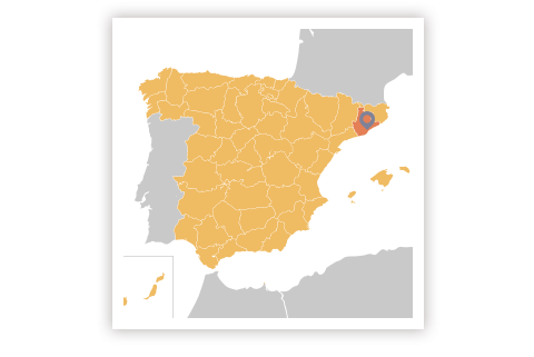 Ciudad de interés Barcelona
