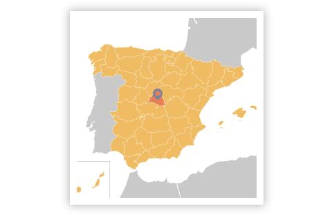 Ciudad de interés Madrid