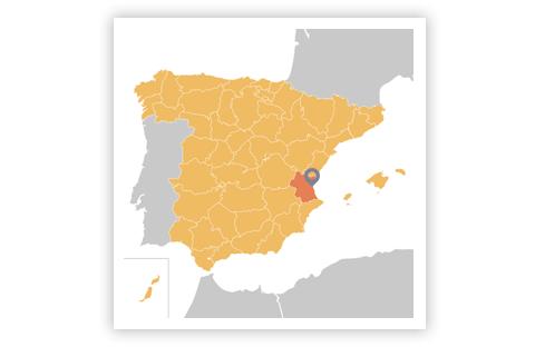 Ciudad de interés Valencia